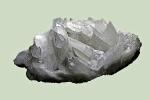 B.1 Quarz Doppelender (Phantom) auf Magnesit- Oberdorf a.d. Lamming 15x8cm