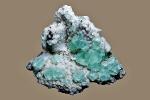 Fluorit-Dalnegorsk Rußland 5x5cm