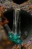 Gips - Brochantite Bb.2mm