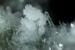 Hydromagnesit - Aragonit - Lobning - Bb.7mm